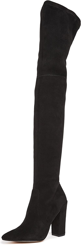 Dolce Vita Fresno Mall Women's SALENEW very popular Ellis Stretch High Thigh Boots