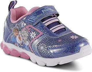 Toddler Girls' Disney Frozen Light-Up Sneaker