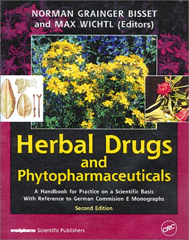 Download Herbal Drugs and Phytopharmaceuticals: A Handbook for Practice on a Scientific Basis 0849310113