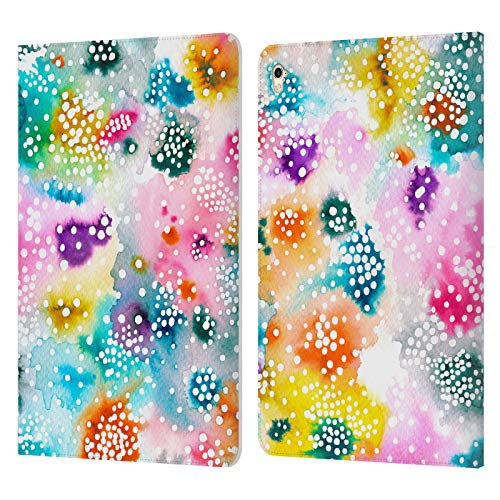 Official Ninola Experimental Surface Patterns 3 Leather Book Wallet Case Cover Compatible For Apple iPad Pro 9.7 (2016)