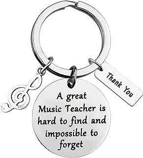 MAOFAED Music Teacher Gift Music Teacher Appreciation Gift Retirement Gift for Music Teacher