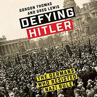 Defying Hitler cover art
