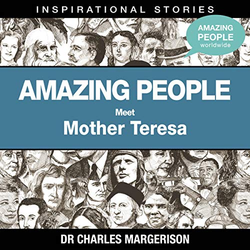 Meet Mother Teresa audiobook cover art