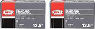 Bell 12-1/2-inch Universal Inner Tube, Width Fit Range 1.75-inch to 2.25-inch, Black - 2 Pack