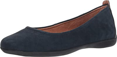 Sudini Lily (Navy Kid Suede) Women