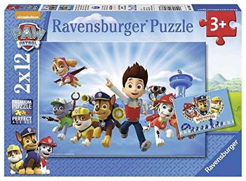 Ravensburger - Puzzle 2 x 12