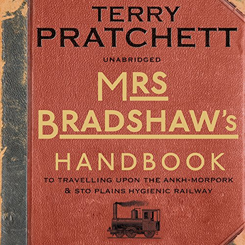 Mrs Bradshaw's Handbook audiobook cover art