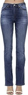 Women's High Rise Bootcut Jeans KC7111