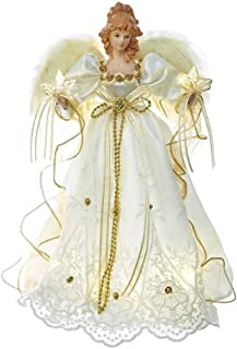 Best battery operated angel tree topper Reviews