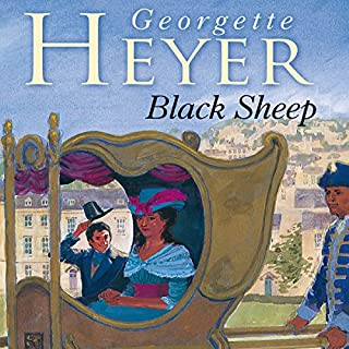 Black Sheep cover art