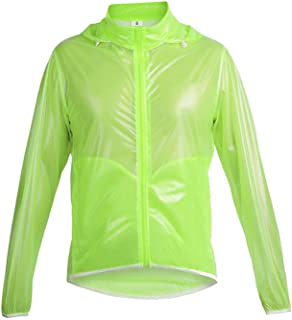 3 Colors Cycling Rain Jacket Men Raincoat Waterproof Windproof MTB Ultralight Windbreaker