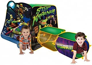 Playhut Teenage Mutant Ninja Turtles New Adventure Playhouse