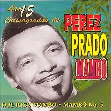 Las 15 Consagradas de Perez Prado