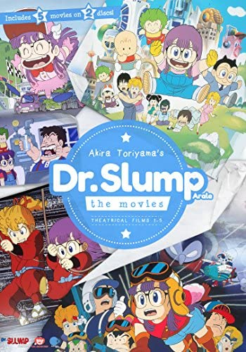 Dr Slump The Movies Theatrical Films 1 5 product image