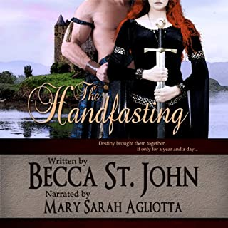 The Handfasting cover art