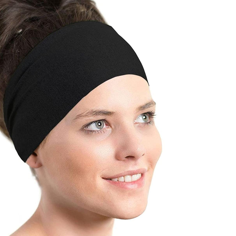 Ankola Headbands, Outdoor Multifunctional Headwear, Sports Magic Scarf, High Elastic Headband with UV Resistance, Athletic Headwrap Sweatband, Womens Hairband