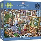 DINGQING A Work of Art 500 XL (extragrande) Piece Jigsaw Puzzle