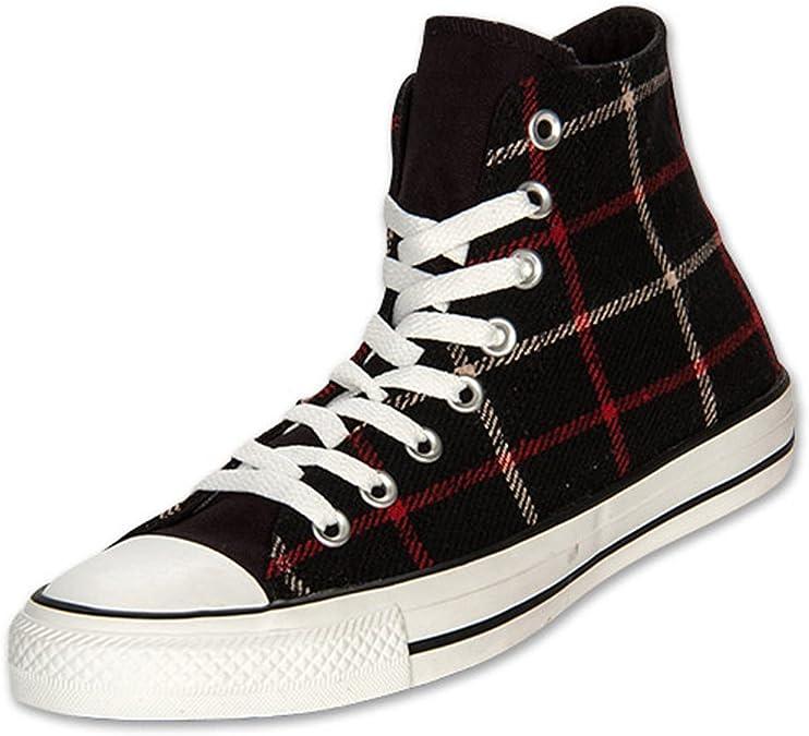 Converse - Converse Chuck Taylor All Star alte alla caviglia nero ...