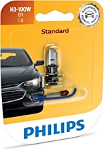 Philips H3-100W Standard Fog Bulb (Pack of 1)