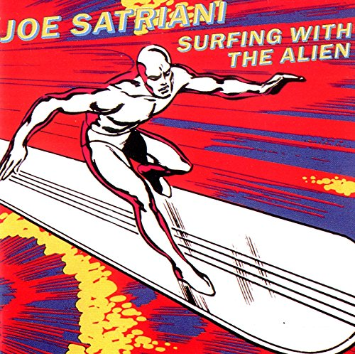 SURFING WITH THE ALIEN - JOE S