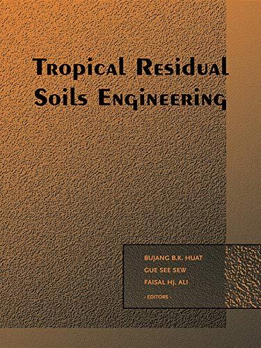 Tropical Residual Soils Engineering