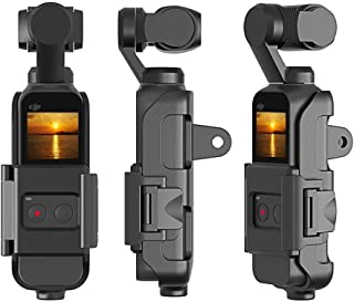 Action Mount for DJI Osmo Pocket, Tripod Mount for Osmo Pocket Accessories Expansion Protective Frame with Quick-Release D...