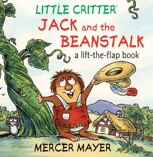 Little Critter® Jack and the Beanstalk: A Lift-the-Flap Book (Little Critter series)