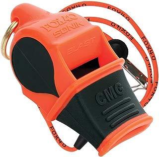 Fox 40 Sonik Blast CMG Whistle