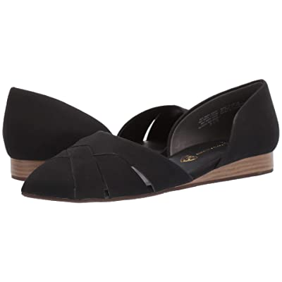 Seychelles BC Footwear by Seychelles Focal Point (Black V-Nubuck) Women