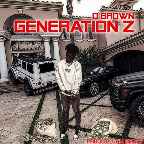 D Brown