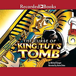 Curse of King Tut's Tomb cover art