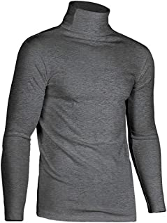 Styllion Big and Tall Crew Neck Shirts for Men Heavy Weight 152 Long Sleeve