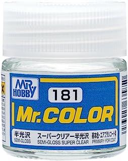 Mr.カラー C181 スーパークリアー 半光沢