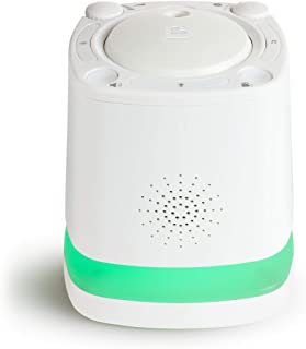 Munchkin Sound Asleep Nursery Projector and Sound Machine with LED Nightlight