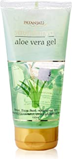 PATANJALI DIVYA Original Creams lotions Saundarya Aloe Vera Gel, 150ml Best Skin Care