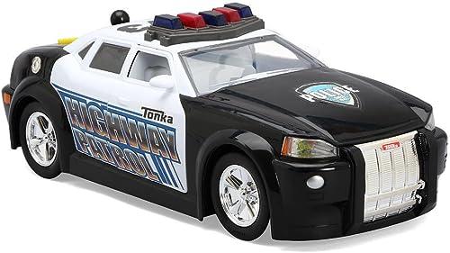 Tonka Toy Mighty Motorized Police Highway Patrol by Tonka TOY (English Manual)