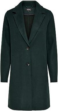 ONLY Onlcarrie Bonded Coat OTW Noos Manteau Femme