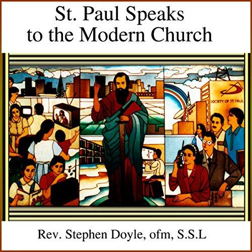 St Paul Speaks to the Modern Church cover art