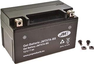 Bater/ía Moto YTX7A-BS NX NTX7A-BS 12V 6Ah