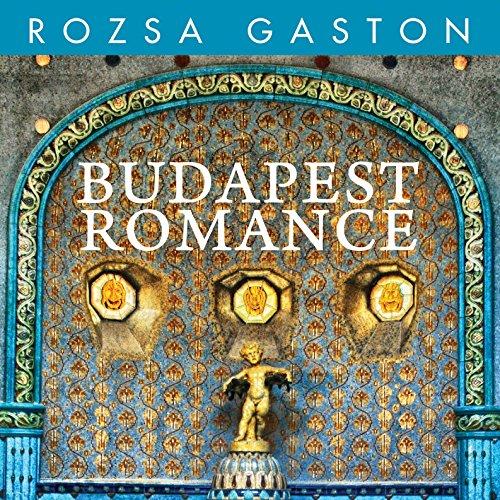 Budapest Romance audiobook cover art