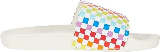 (Checkerboard) Rainbow/Marshmallow