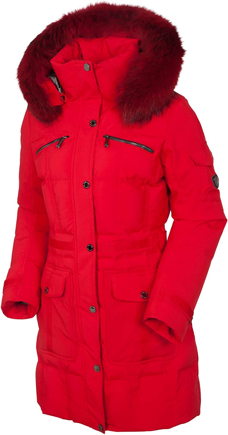 Sunice Tanya Coat with Fur