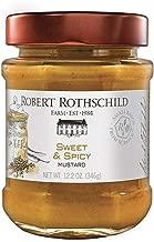 Robert Rothschild Farm Sweet & Spicy Mustard (12.3 oz)