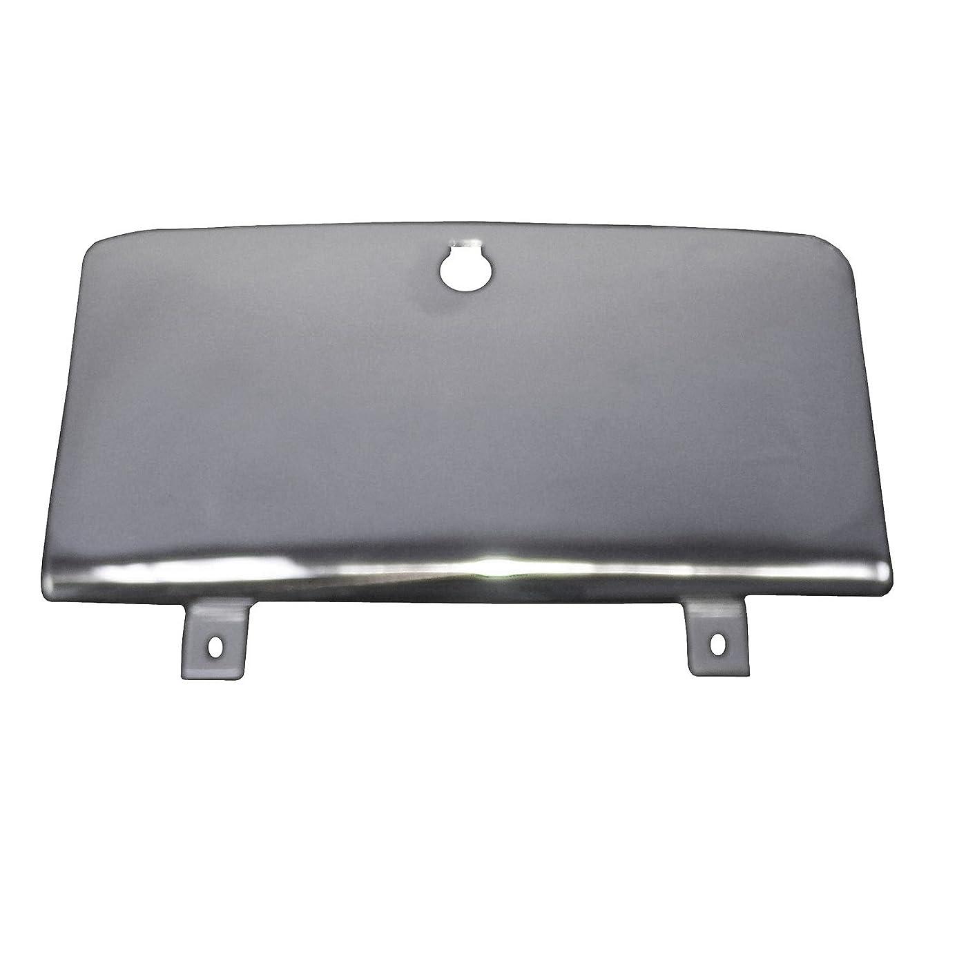 Rugged Ridge 11125.01 Stainless Glove Box Door eep7184651