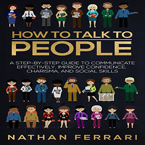 How to Talk to People audiobook cover art