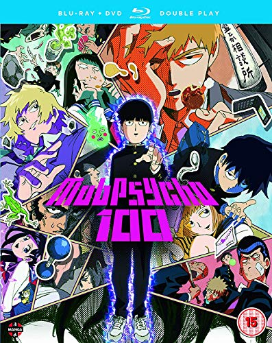 Mob Psycho 100: Season One DVD/BD Combo