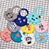 2 Pack Silicone Bibs for Baby Boy Girl, Toddler Bibs for Eating with Food Catcher, Plastic Waterproof Bibs for Babies (6-36 Months) #4