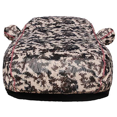 HGE Aston Martin DBX, camuflaje de tela Oxford cubierta del coche cubierta del coche (Color : D)