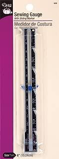 Dritz 620 Gauge, Sewing