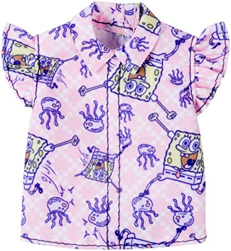 Barbie Fashion Spongebob Purple product image